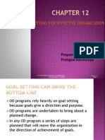 43100978 Goal Setting for Effective Organizations