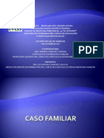 Caso Familiar Umf 3323