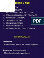 ANATOMIA ANORECTAL
