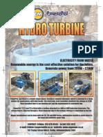 Micro Hydro Brochure