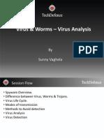 Virus Worms Xplendor