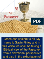 The Meaning of Passover Slideshow