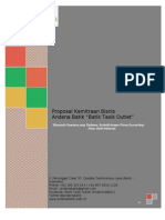 Revisi Proposal Kemitraan Bisnis ANDENA BATIK