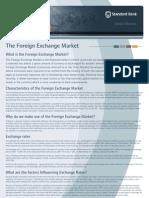 Foreign Exchange Mkt