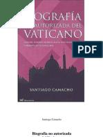 Biografia no Autorizada Del Vaticano
