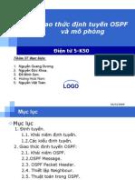 Bao Cao Giao Thuc Dinh Tuyen OSPF Diendandaihoc.vn 03242725112011