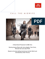 Call the Midwife Press Pack