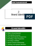 2 Brand Identity