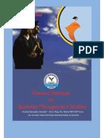 Xaviers Prospectus