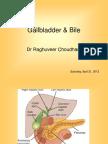 Gallbladder & Bile Physiological aspects