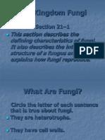 The Kingdom Fungi1