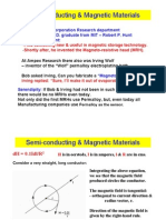 SMM Magnetic Materials