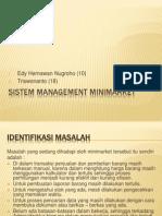 Sistem Management Mini Market