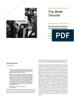 The White Terrorist