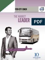 Volvo 9400 Inter-City Coach Brochure