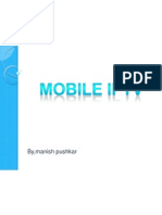 Mobile Iptv Ppt