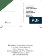 Manual Rehabilitacion Psicosocial Consejeria