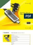 Video Recorder Manual
