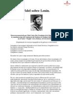 Fidel+Lenin