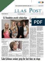 The Dallas Post 04-22-2012