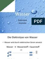 Wasser-GFS