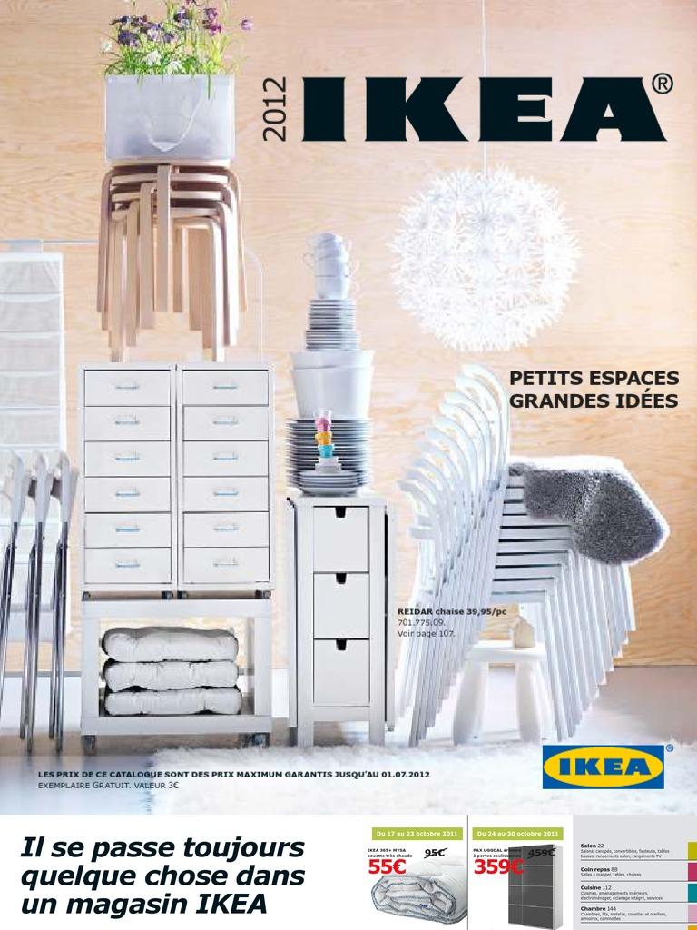 IKEA Catalogue 2012 | Matelas | Lit