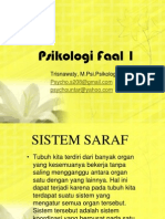 Psikologi Faal 1