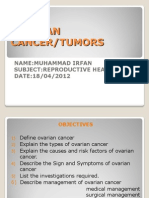 Ovarian Cancer 22