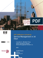 Service Management in 30 Days