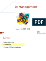 PM Lecture 7