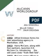 MCCAN ERICKSON