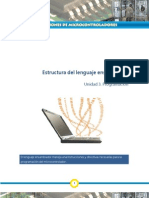Estructura Del Lenguaje Assembler