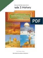 Grade 3 History Book