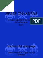 Space Invaders Sin Videos