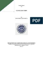 Final Seminar Report Debashree