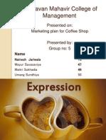 Coffee Shop Ppt