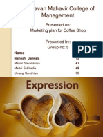 Coffee Shop Ppt