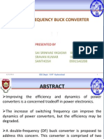 double frequency buck converter  ppt
