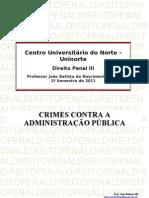 56747488 Apostila Crimes Contra a Administracao Publica