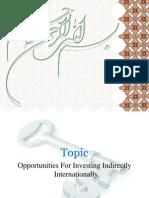 Iinvestment Presentation