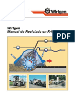 Manual Reciclados WIRTGEN