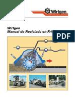 Manual Reciclados WIRTGEN