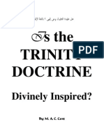 En is Trinity Doctrine Divinely Inspired