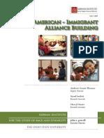 Kirwan African American Immigrant Report