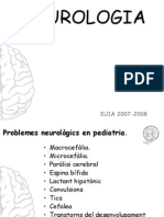 Neuropediatria 2007-2008