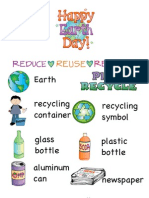 Earth Day Word List
