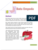 Newsletter Edisi 72 Batu Empedu28.02.20111