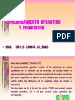 Apalancamiento Operativo y Financiero