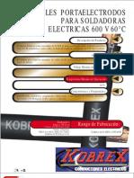 Cables de soldadura
