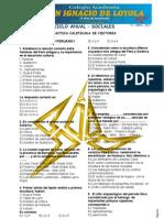 Test 06 - EL PRECERAMICO PERUANO